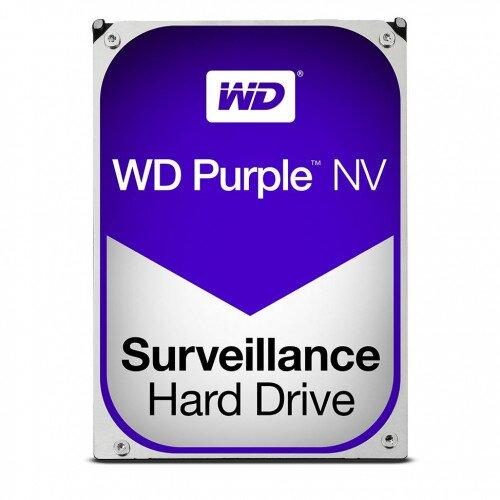 WD Purple NV Surveillance Internal Hard Drive - 6TB
