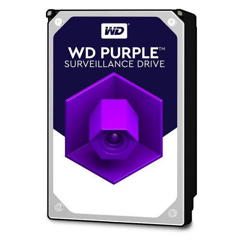 WD Purple Surveillance Internal Hard Drive - 500GB - 5400RPM - 64MB