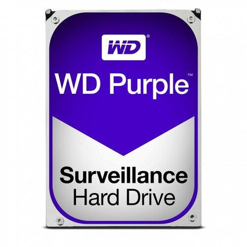 WD Purple Surveillance Internal Hard Drive - 5TB - 5400RPM - 64MB