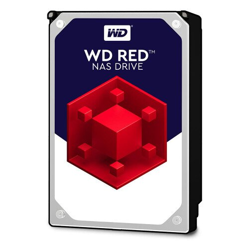 WD Red NAS Internal Hard Drive - 3.5 inches - 64MB - 5TB