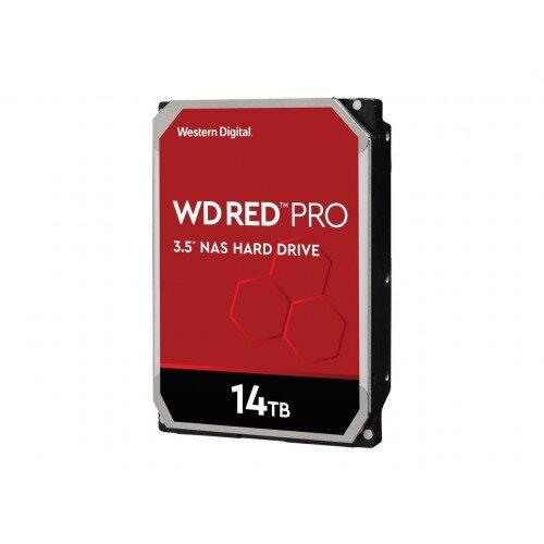 WD Red Pro NAS Internal Hard Drive - 512MB - 14TB