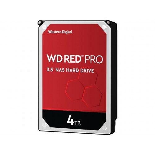WD Red Pro NAS Internal Hard Drive - 256MB - 4TB