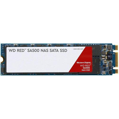 WD Red SA500 NAS SATA SSD - m.2 2280 - 500GB