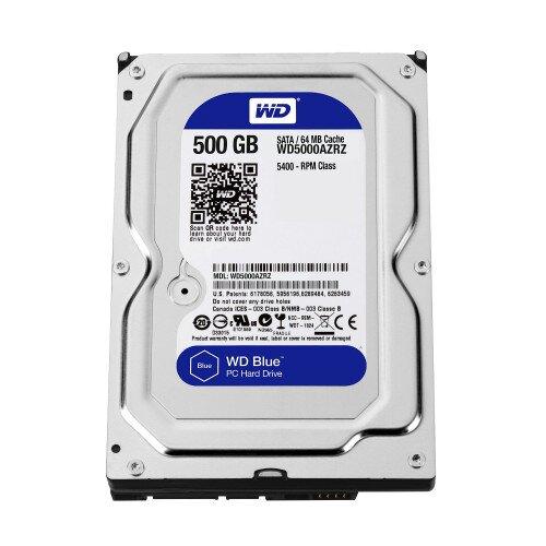WD Blue Desktop Internal Hard Drive