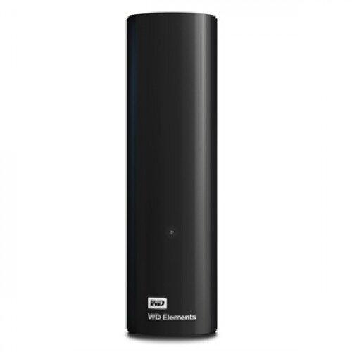 WD Elements Desktop External Hard Drive - 2TB