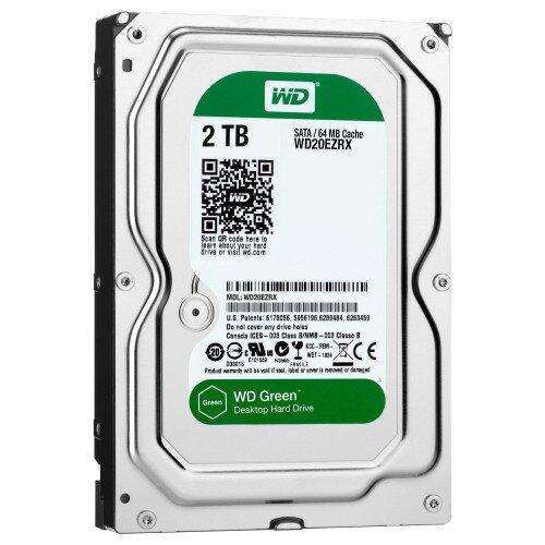 WD Green Desktop Internal Hard Drive - 2TB