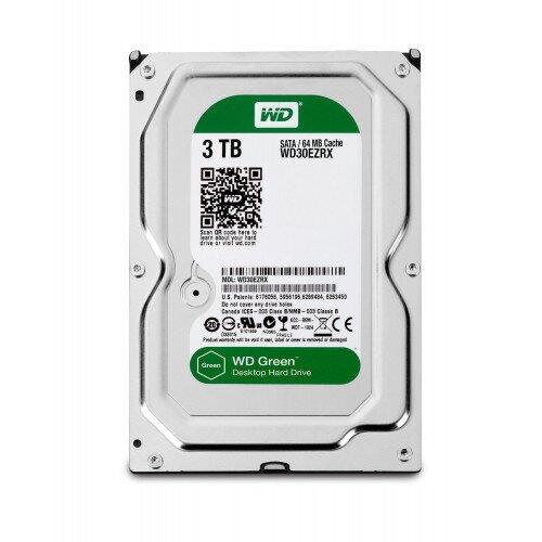 WD Green Desktop Internal Hard Drive - 3TB