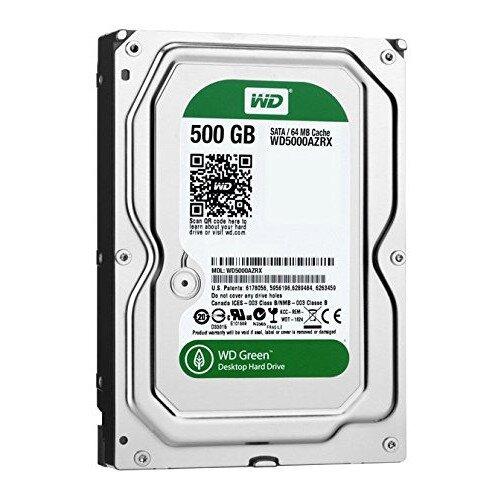 WD Green Desktop Internal Hard Drive - 500GB
