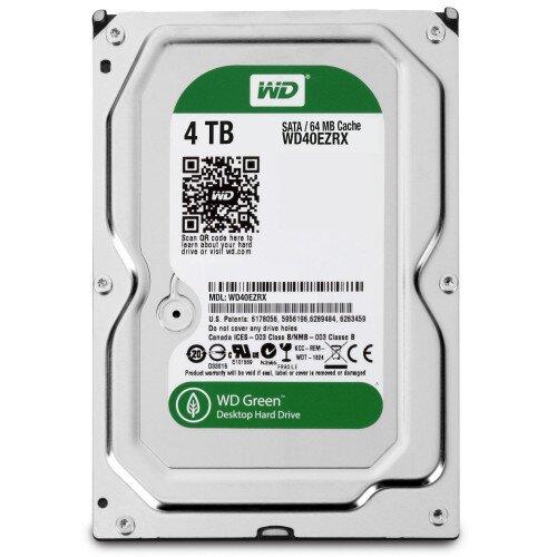 WD Green Desktop Internal Hard Drive - 4TB