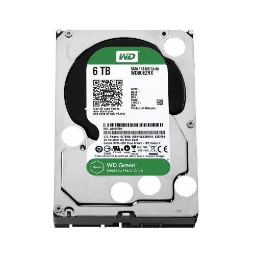 WD Green Desktop Internal Hard Drive - 6TB