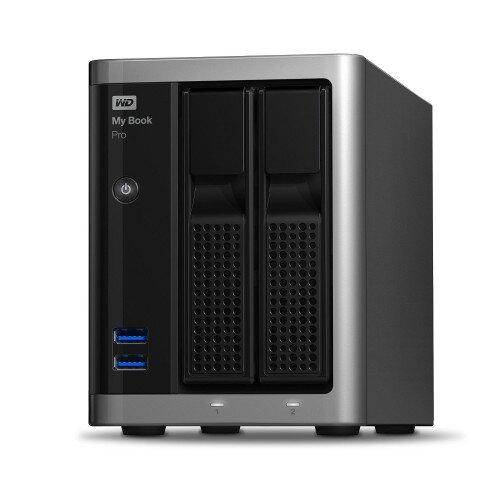 WD My Book Pro External Hard Drive - 10TB