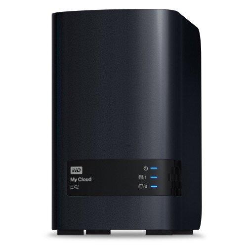 WD My Cloud EX2 Private Cloud Storage - 6TB