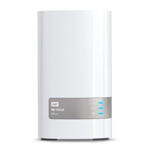 WD My Cloud Mirror Personal Cloud Storage - 6TB