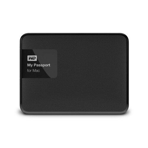 WD My Passport for Mac Portable External Hard Drive - 1TB