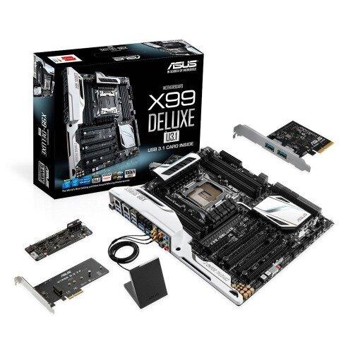 ASUS X99-Deluxe/U3.1 Motherboard