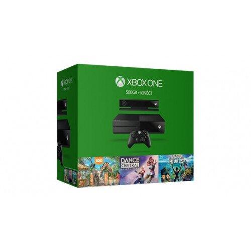 Microsoft Xbox One with Kinect (500GB)