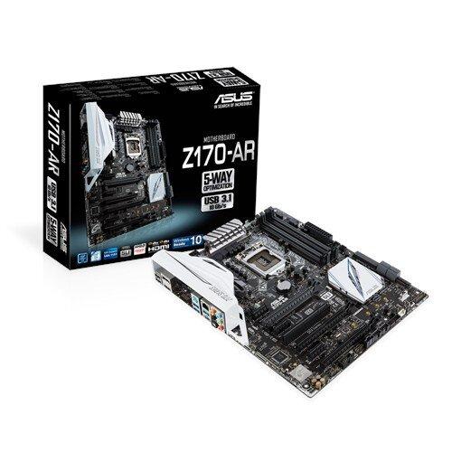 ASUS Z170-AR Motherboard