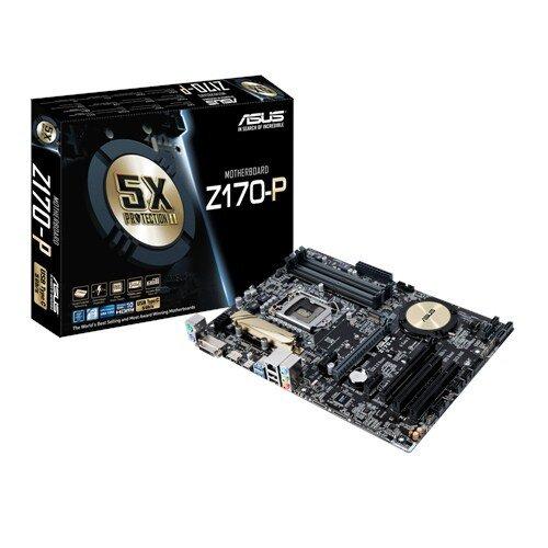 ASUS Z170-P Motherboard