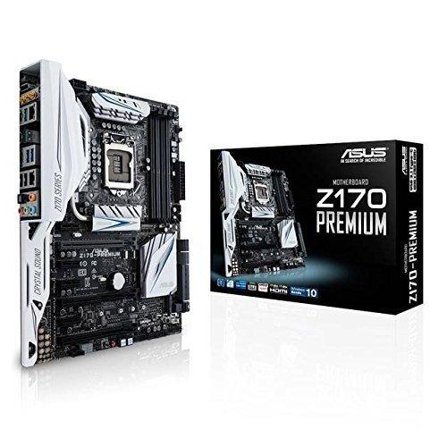 ASUS Z170-Premium Motherboard