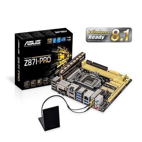 ASUS Z87I-Pro Motherboard