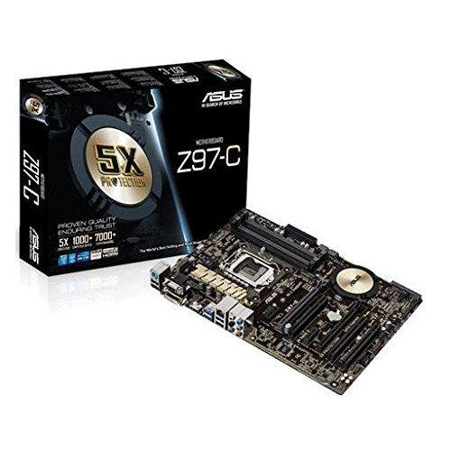 ASUS Z97-C Motherboard