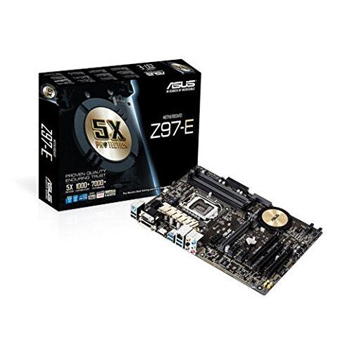 ASUS Z97-E Motherboard