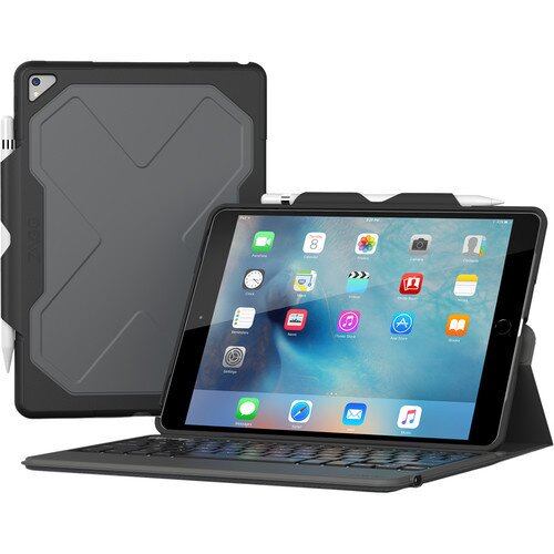 379610ff932 ZAGG Rugged Messenger Wireless Keyboard & Durable Detachable Case for Apple  10.5-inch iPad Pro Display Gallery Item 1