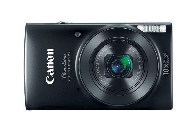 Buy Canon Powershot Elph 190 Is Digital Camera Online In Pakistan Tejar Pk