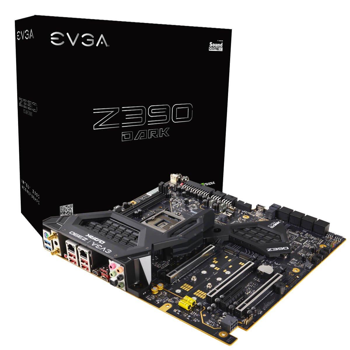 Buy EVGA Z390 DARK 131-CS-E399-KR Motherboard online in Pakistan ...