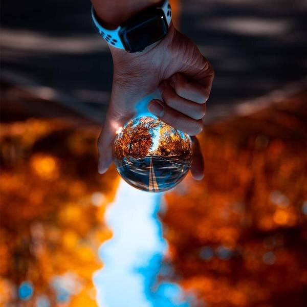 Buy Lensball Crystal Ball For Wide Angle Photography Online In Pakistan Tejar Pk