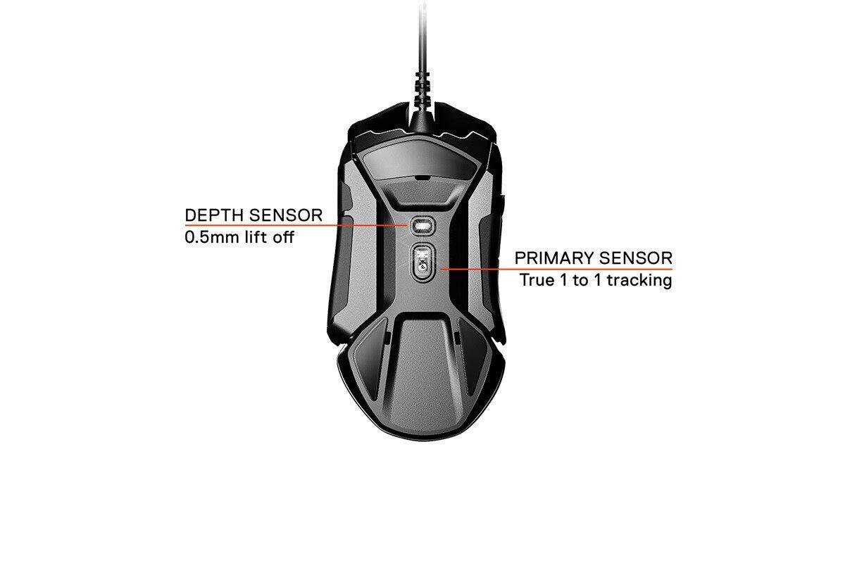 Buy SteelSeries Rival 600 Gaming Mouse online in Pakistan - Tejar.pk