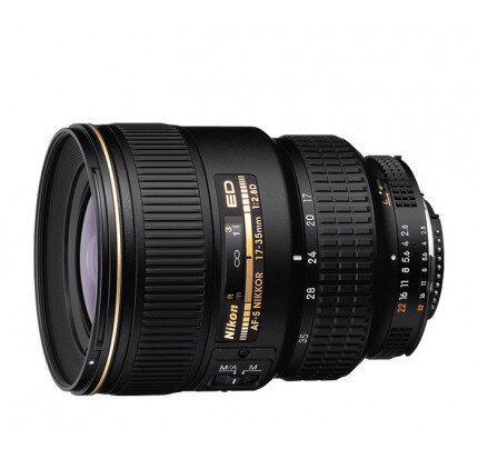 Nikon AF-S Zoom-Nikkor 17-35mm f/2.8D IF-ED Digital Camera Lens