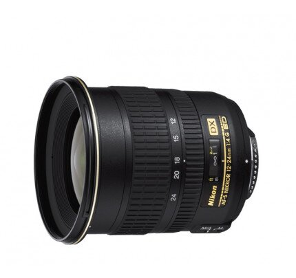 Nikon AF-S DX Zoom-Nikkor 12-24mm f/4G IF-ED Digital Camera Lens