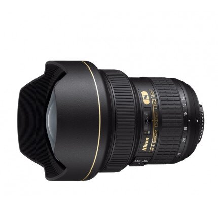 Nikon AF-S NIKKOR 14-24mm F2.8G ED Digital Camera Lens