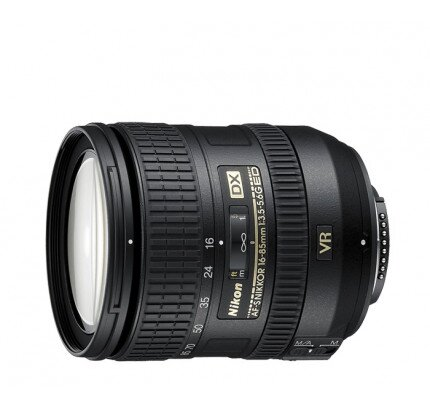 Nikon AF-S DX NIKKOR 16-85mm F3.5-5.6G ED VR Digital Camera Lens