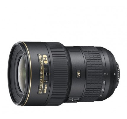 Nikon AF-S NIKKOR 16-35mm f/4G ED VR Digital Camera Lens