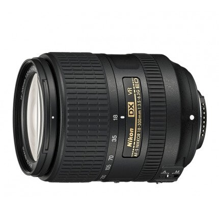 Nikon AF-S DX NIKKOR 18-300mm f/3.5-6.3G ED VR Digital Camera Lens