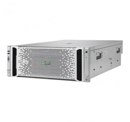 HP ProLiant DL580 Gen9 E7-8893v3 4P 256GB-R P830i/4G 534FLR-SFP+ 1500W RPS Server