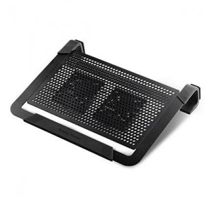 Cooler Master Notepal U2 Plus Moveable Fan Aluminum Cooling Pad