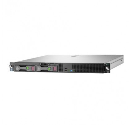 HP ProLiant DL20 Gen9 G4400 4GB-U Non-hot Plug 2LFF 290W PS Entry Server