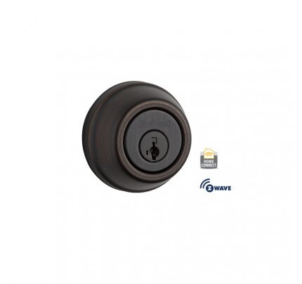 Kwikset Traditional Signature Series Deadbolt with Home Connect