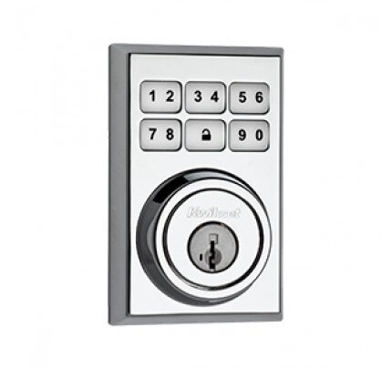 Kwikset Contemporary SmartCode Deadbolt with Z-Wave Technology