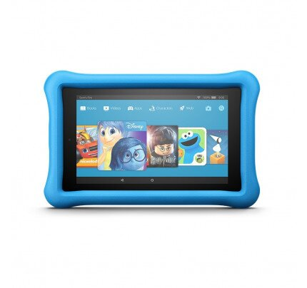 "Amazon Fire 7 Kids Edition Tablet, 7"" Display, 16 GB, Kid-Proof Case"