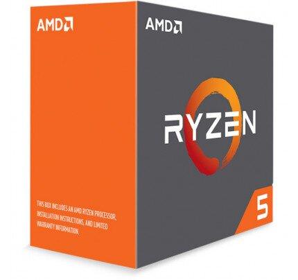 AMD Ryzen 5 1600 Processor