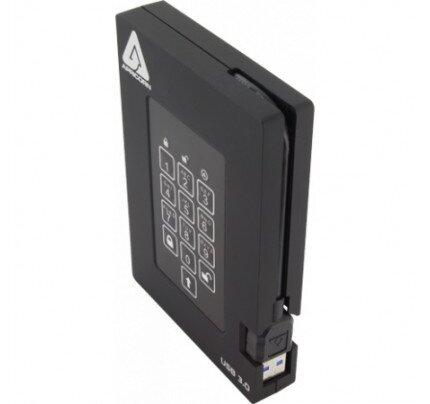 Apricorn Aegis Fortress SSD - USB 3.0 Solid State Drive
