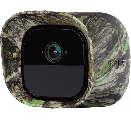 NETGEAR Arlo Go Skins - Set of 2 in Black and Camouflage