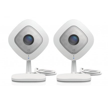 Netgear Arlo Q 1080p HD Security Camera with Audio - 2 Pack