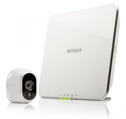 Netgear Arlo Smart Security System with 1 Arlo Camera