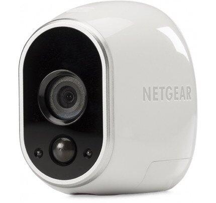 NETGEAR Arlo Smart Security System with 4 Arlo Camera