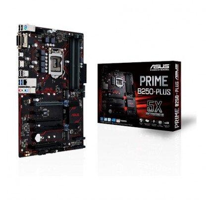 ASUS Prime B250-Plus Motherboard